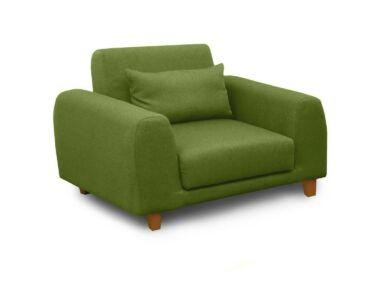Amsterdam fotel zöld színben