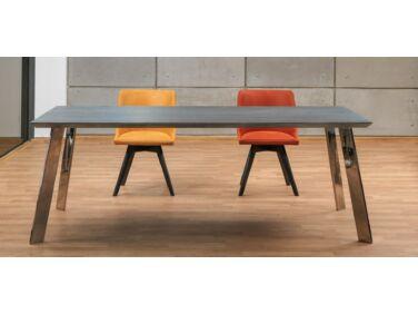 Antares Optic 4 cm asztal 140x80 cm