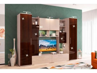 Box Plus nappali szekrénysor L300 cm