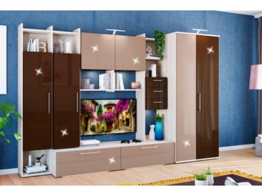 Box Plus nappali szekrénysor L333 cm