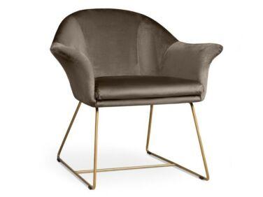 Form csokoládébarna fotel