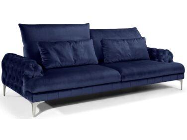 Galla chester kanapé sötétkék