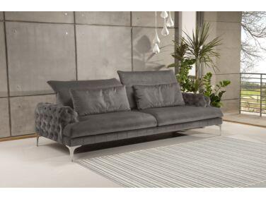 Galla chester kanapé szürke