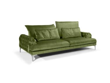 Galla chester kanapé zöld