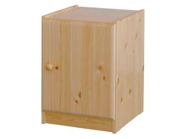 1 ajtós fenyő konténer iróasztalhoz HR-098