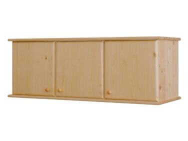 3 ajtós fenyő szekrénymagasito HR-033