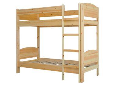 Emeletes fenyő ágy HR-014