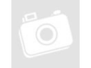 King kárpitozott ágy 140x200, barna