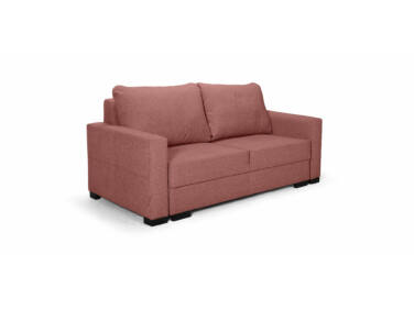 Luna kanapé halvány piros