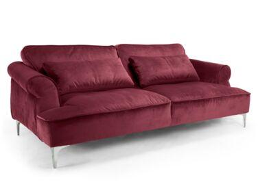 Manhattan kanapé burgundi