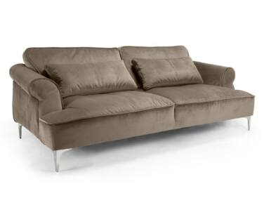 Manhattan kanapé szürkésbarna
