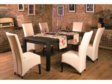 Torino étkezőgarnitúra 6 Munchen székkel