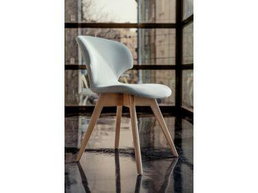 Nord szék szürke, natúr tölgy X lábbal