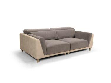 Oxford kétszemélyes kanapé bézs