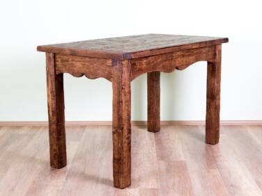 Antikolt fenyő asztal PF-171