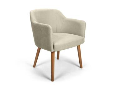 Sofia bézs kárpitos szék