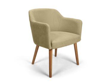 Sofia krém kárpitos szék