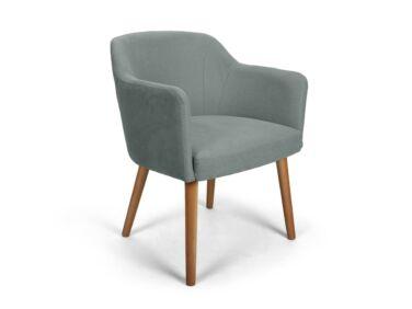 Sofia szürke kárpitos szék