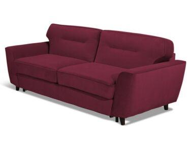 Stockholm kanapé bordó