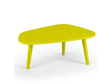 Tokyo F kisasztal H30 Sárga