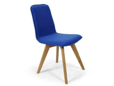 Tokyo szék kék X lábbal