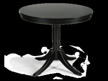 Venezia asztal fekete