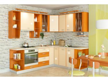 Xtend 27 sarok konyha összeállítás 229 x 195 cm