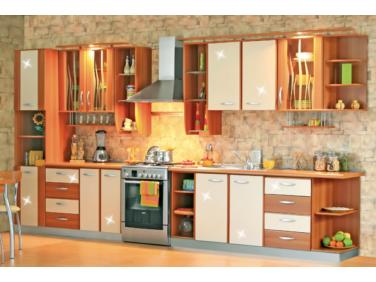 Xtend 28 konyha összeállítás 410 cm