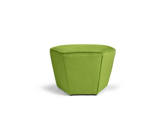 Anatolia kis puff lime zöld
