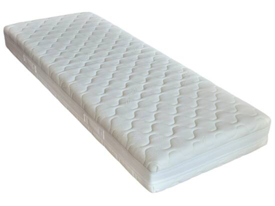 Perfect Fusion vákuumcsomagolt, kemény, nagy komfort érzetű hideghab matrac 80x200