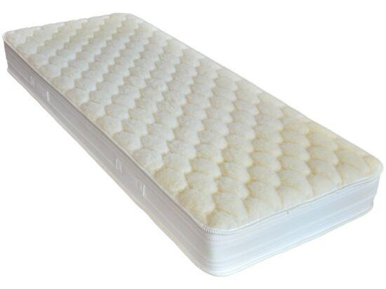 Wool's vákuumcsomagolt, hideghab, kemény matrac 140x200
