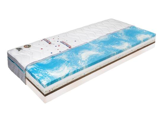Lineanatura Relax COOL matrac belső felépítés