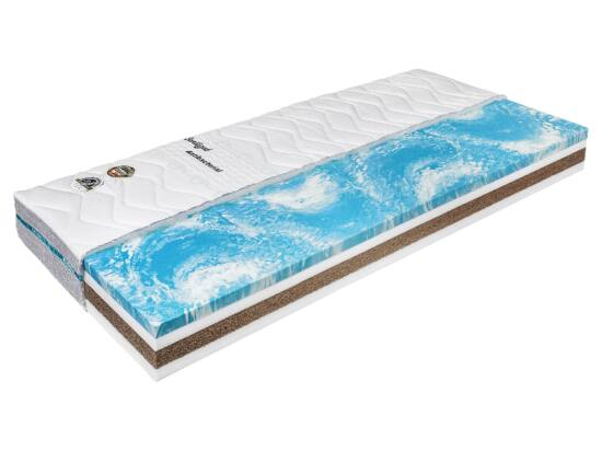 Lineanatura Relax Me matrac belső felépítés