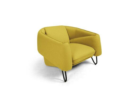 Flow fotel mustársárga