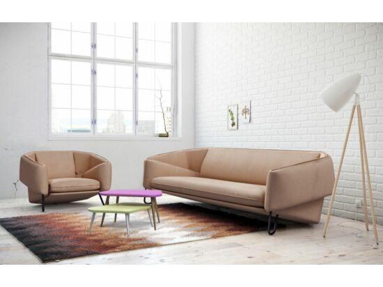 Flow kétszemélyes kanapé bézs