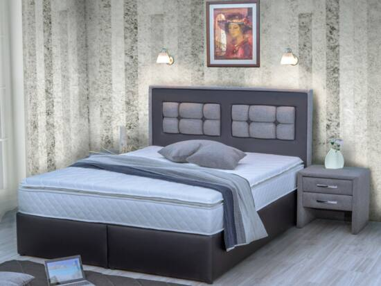 Gemini EcoBox szállodai ágy 160x200