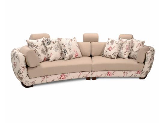 MobilaDalin Havana ötszemélyes bézs kanapé