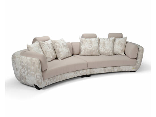 Havana ötszemélyes szürke kanapé
