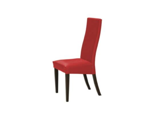 Ergo piros textilbőr szék (2 darabos csomagban rendelhető)