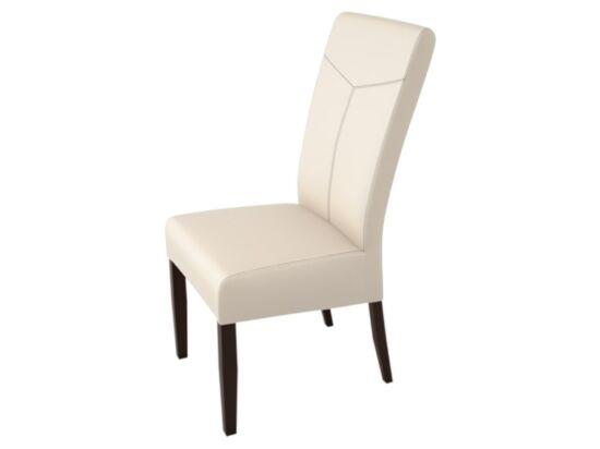 LEGANO krém műbőr szék (2 darabos csomagban rendelhető)