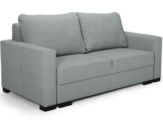 Luna kétszemélyes fix kanapé szürke