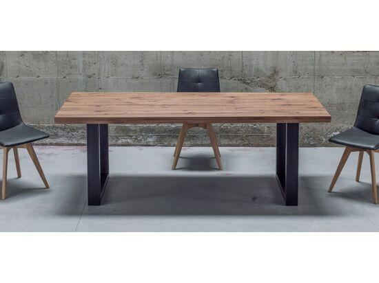 Manhattan Optic 4 asztal 140x80 cm