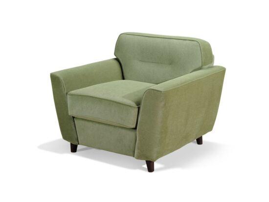 Stockholm zöld fotel