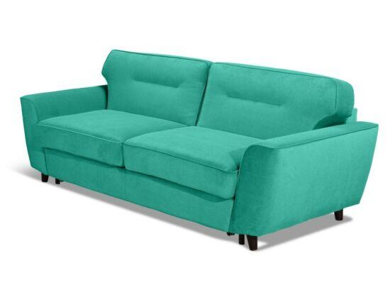 Stockholm háromszemélyes kanapé türkiz