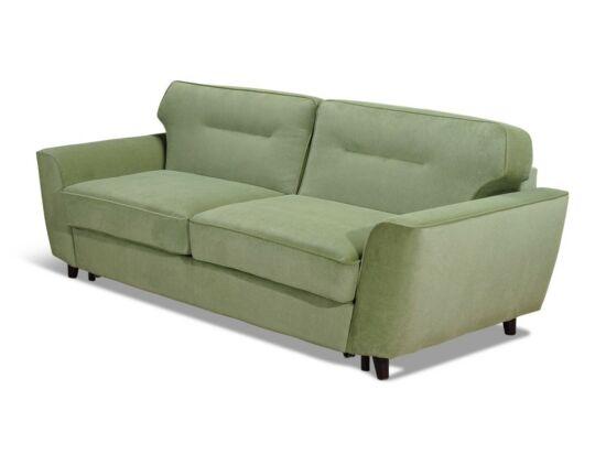 Stockholm háromszemélyes kanapé zöld