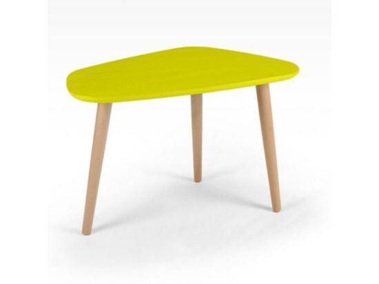 Tokyo kisasztal F modell H46 sárga