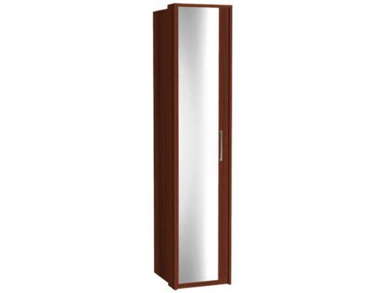 Zeppelin 1 ajtós szekrény, tükörajtós