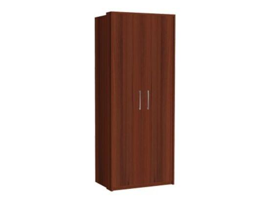 Zeppelin 2 ajtós szekrény csokoládé